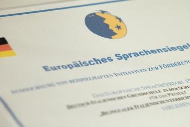 Europäisches Sprachensiegel